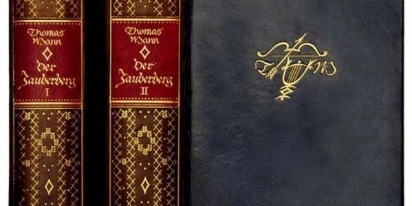 Zauberberge - Dekadenz bei Tolkien und Mann
