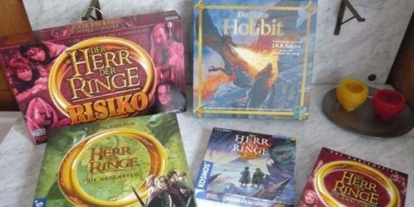 Tolkien Brettspiele