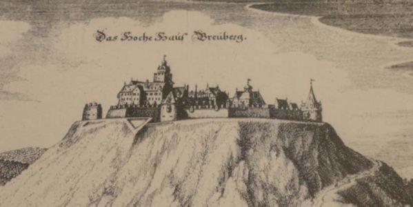 Merian-Stich Breuberg