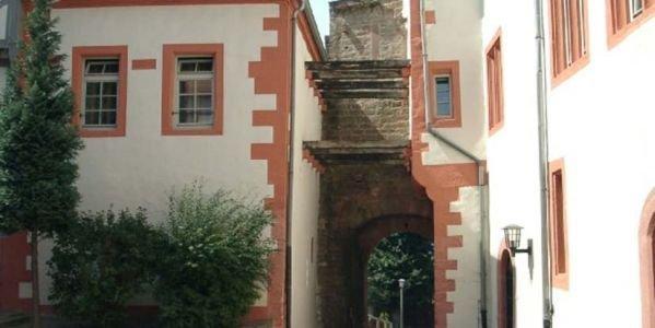 Breuberg Innenhof