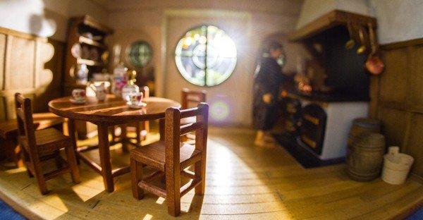 Bilbos Küche