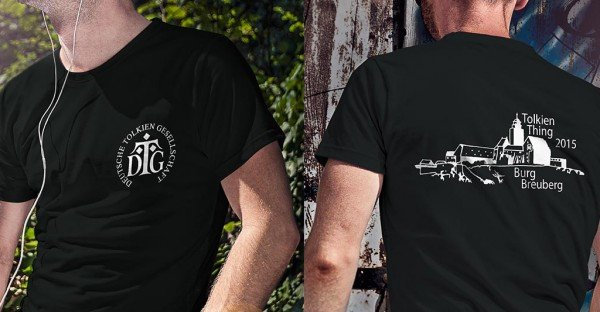 Tolkien Thing T-Shirts 2015