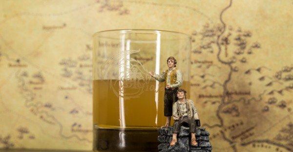 Gasthausreise mit den Hobbits