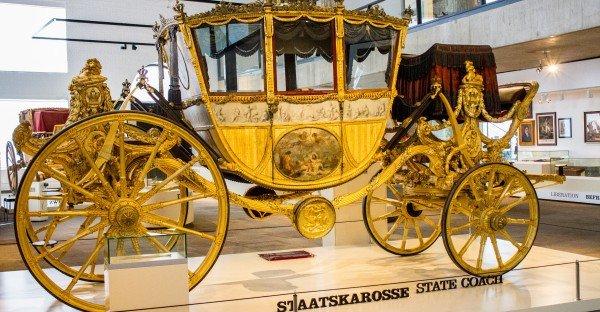 Goldene Kutsche