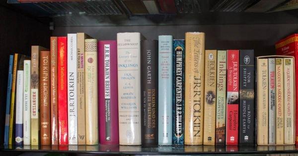 Sekundärliteratur zu Tolkien