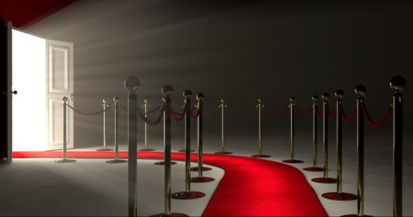 Red Carpet for the success