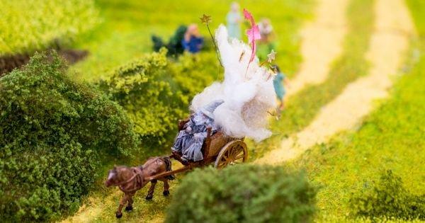 Gandalf ist unterwegs