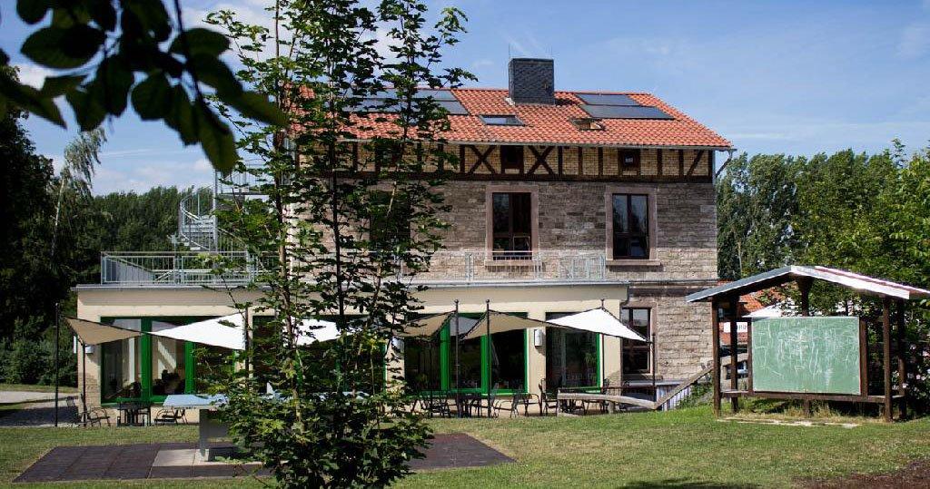 Das Herrenhaus am Rittergut