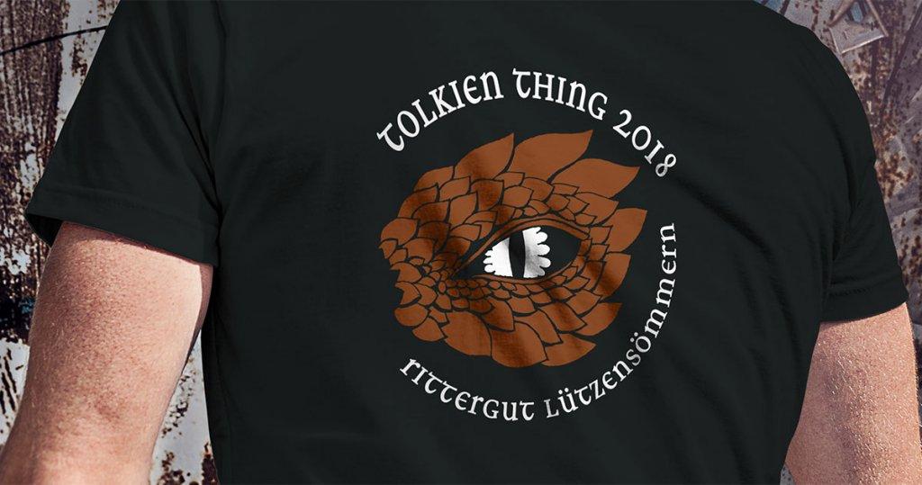 Das Thing Logo für T-Shirt