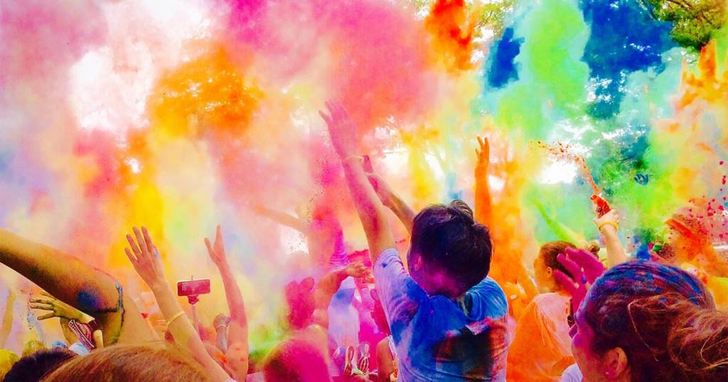Color Run -It's fantastic marathon