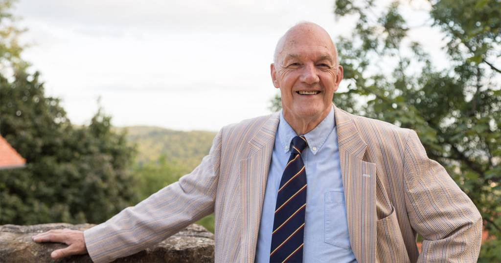 Portrait Tom Shippey